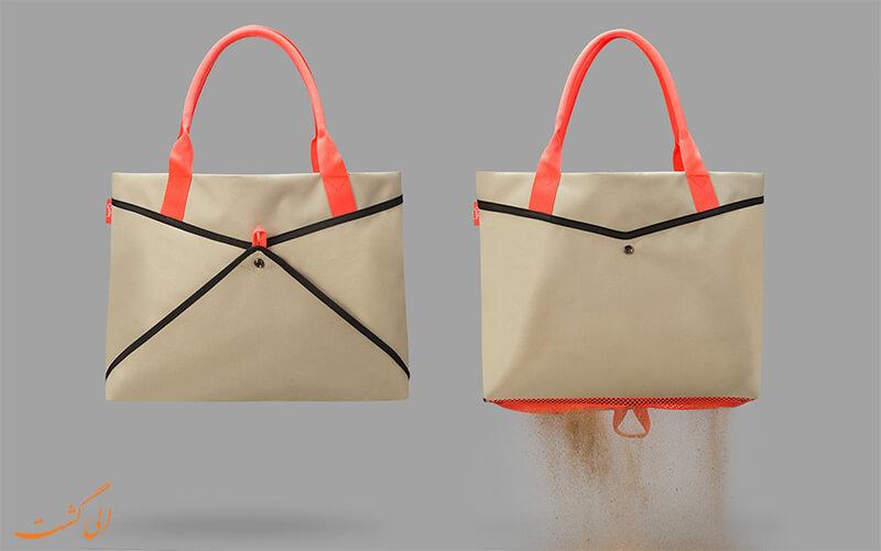کیف هایی از جنس نانو مناسب سفر