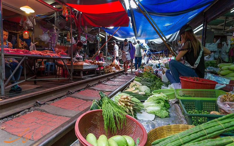 بازارهای تایلندی