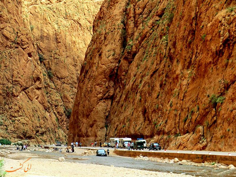 دره تودرا مراکش