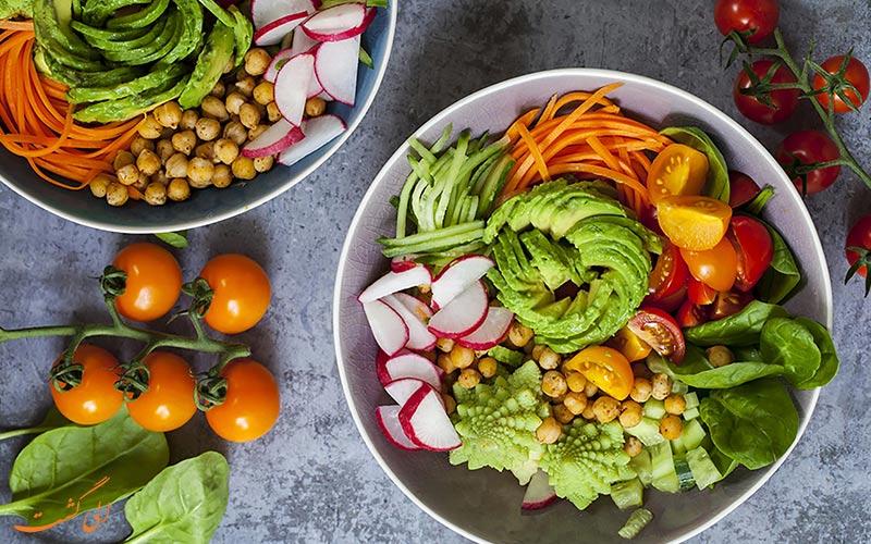 اپلیکیشن های گیاهخواری