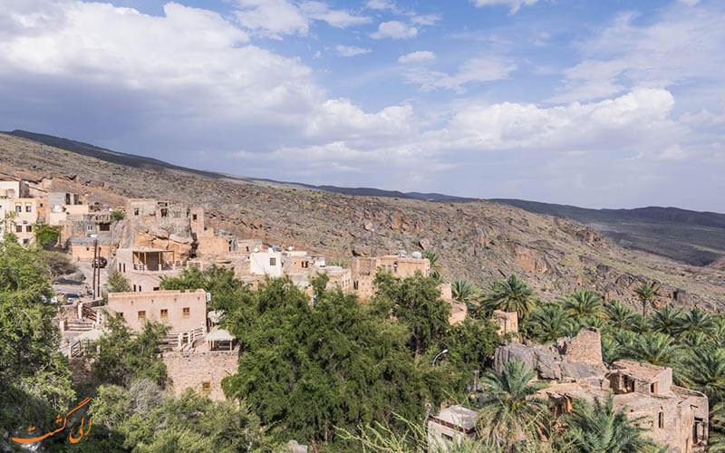 روستای عمان