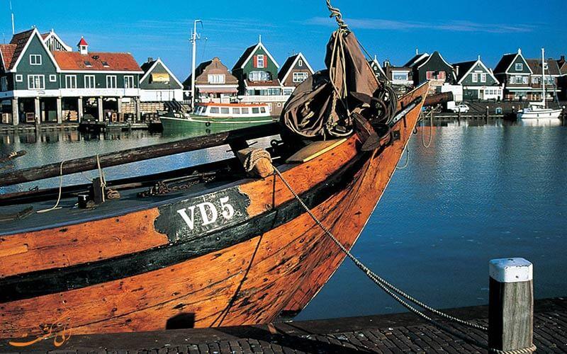 قایق های ولندام