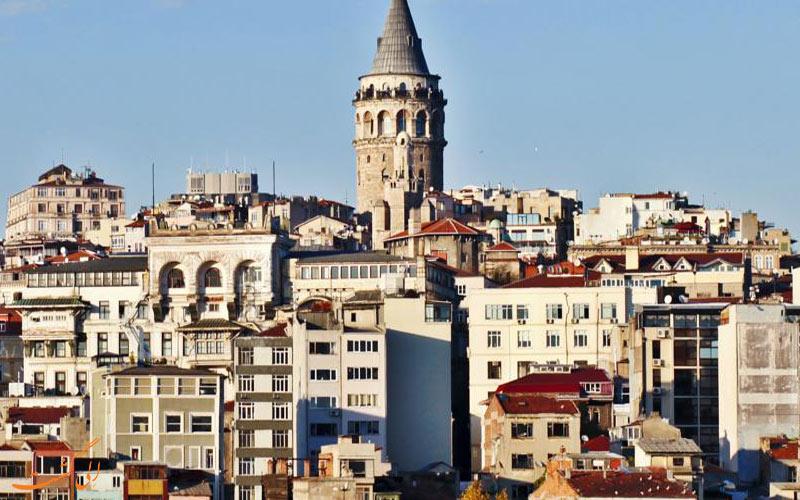 برج-گالاتا-استانبول--هتل-گرند-هالیک