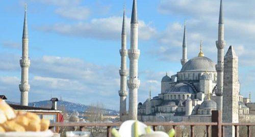 معرفی 10 هتل ارزان استانبول