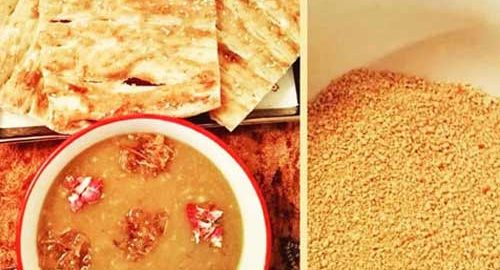 غذاهای استان سیستان و بلوچستان