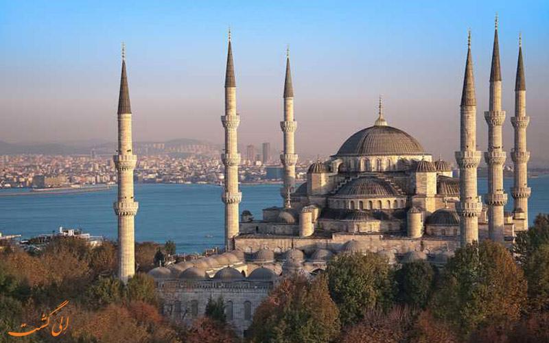 مسجد-ابی--هتل-لیبرتی-استانبول