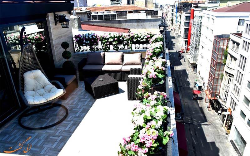 هتل بیاند استایل استانبول Beyond Style Hotel