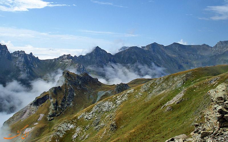 کوه-های-سار