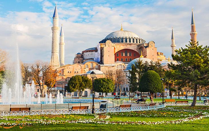 فرق دو قسمت آسیایی و اروپایی استانبول
