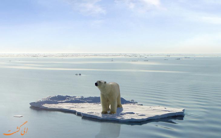 تغییرات آب و هوایی در کره زمین