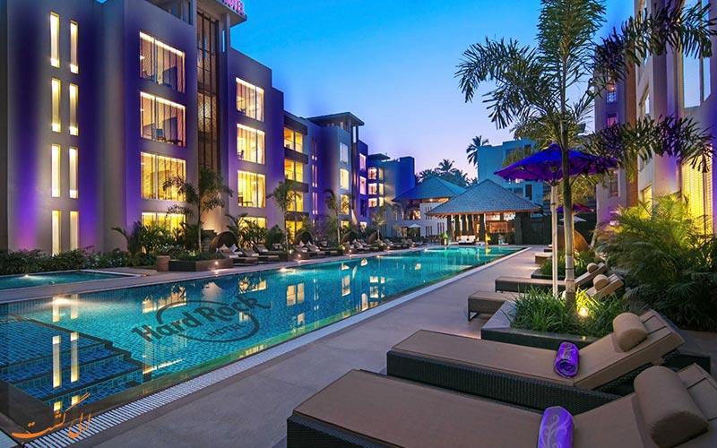 هتل هارد راک در گوا