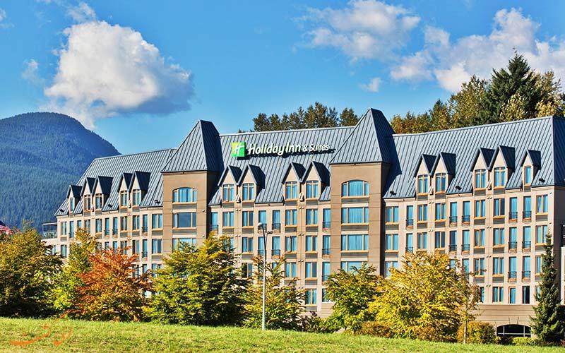هتل هالیدی این نورث ونکوور