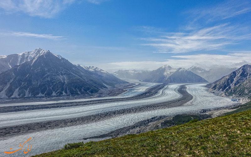 ناپدید شدن رودخانه اسلیمز در کانادا