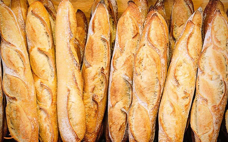 نان باگت در یونسکو