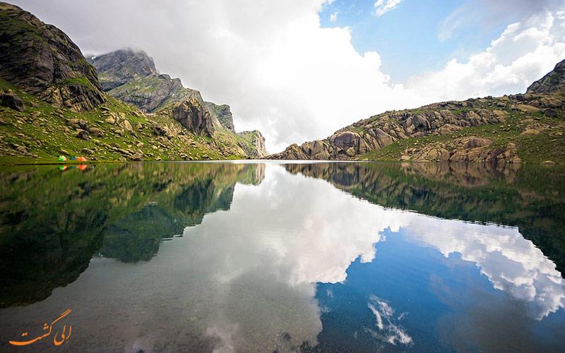 طبیعت گردی در گرجستان