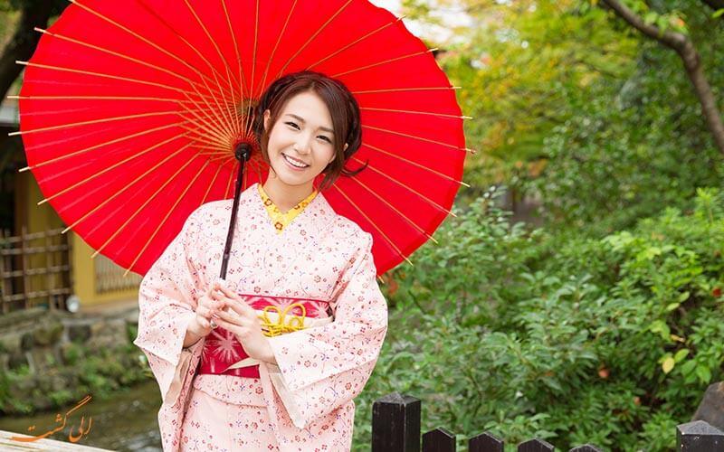 آداب و رسوم در ژاپن
