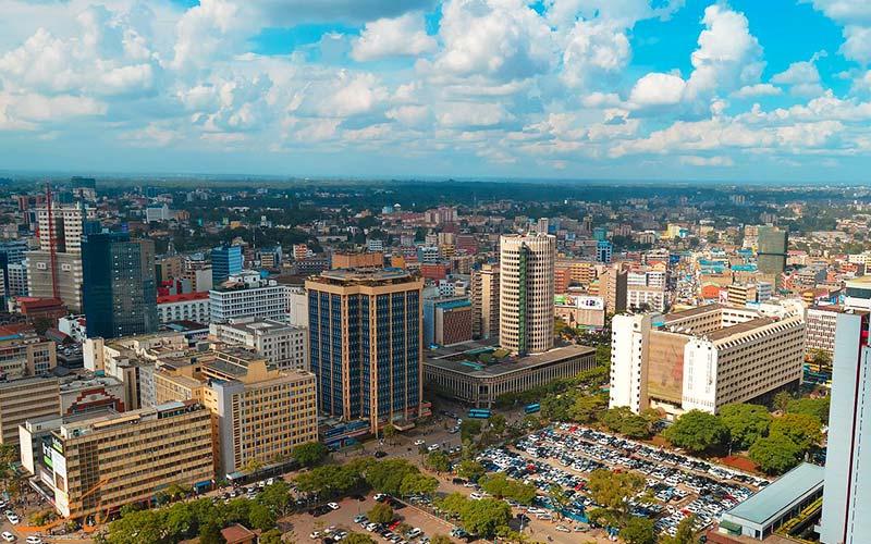 نایروبی کنیا