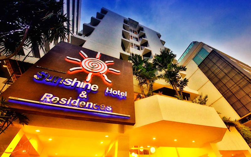 هتل سان شاین ویستا