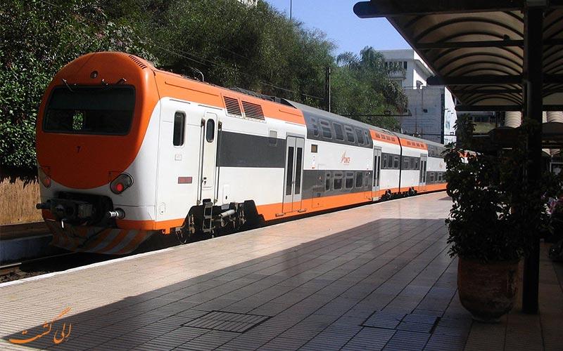 قطار در مراکش