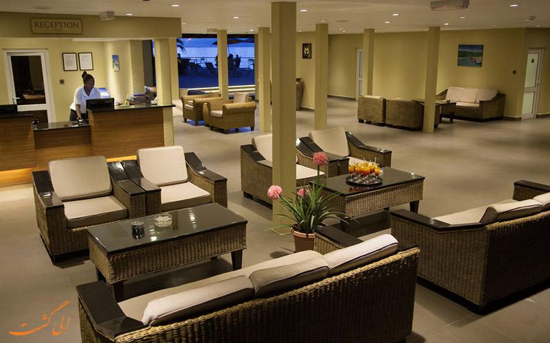 هتل کرال استرند سیشل | لابی