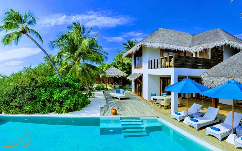 هتل دوسیت تانی در مالدیو