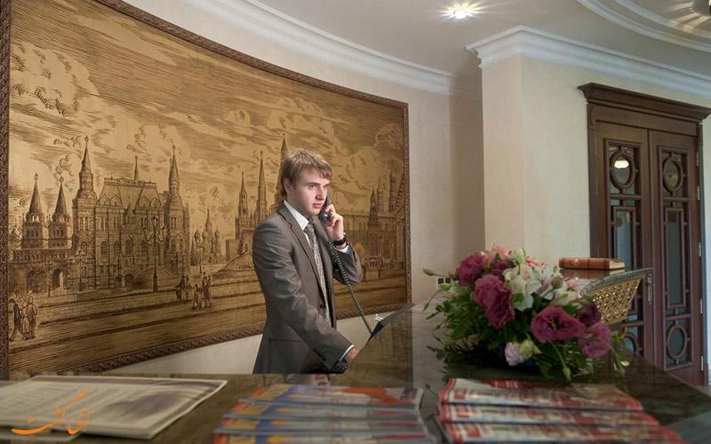 هتل گاردن رینگ مسکو | لابی