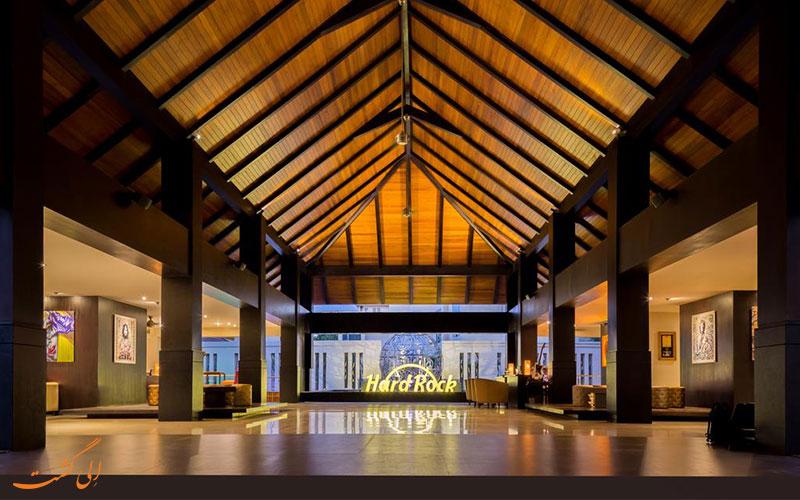 هتل هارد راک گوا هند