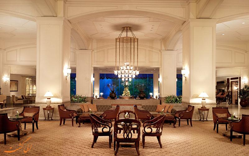 هتل هیلتون کلمبو | لابی