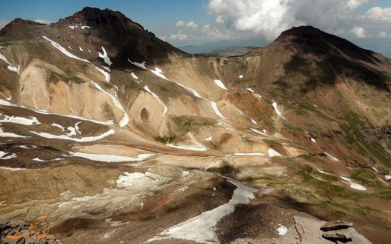 قله آراگاتس