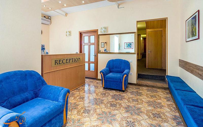 هتل نوستکی سنترال سنت پترزبورگ | پذیرش