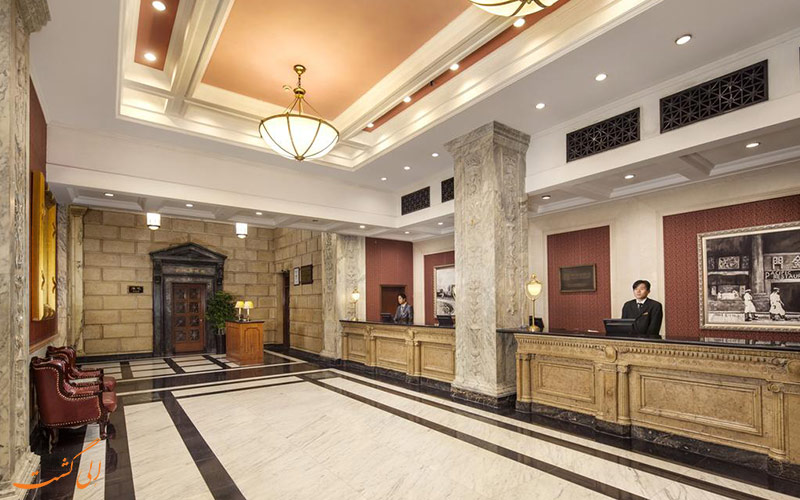 هتل پسیفیک شانگهای | لابی