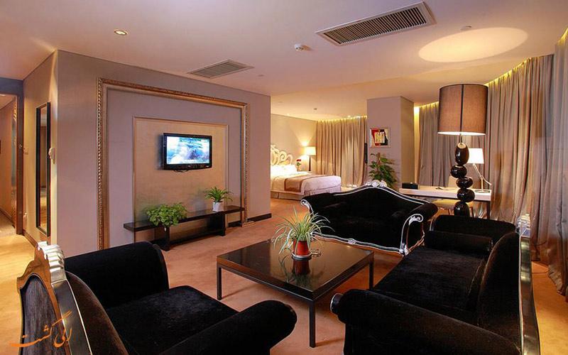 هتل رامادا پارک ساید در پکن