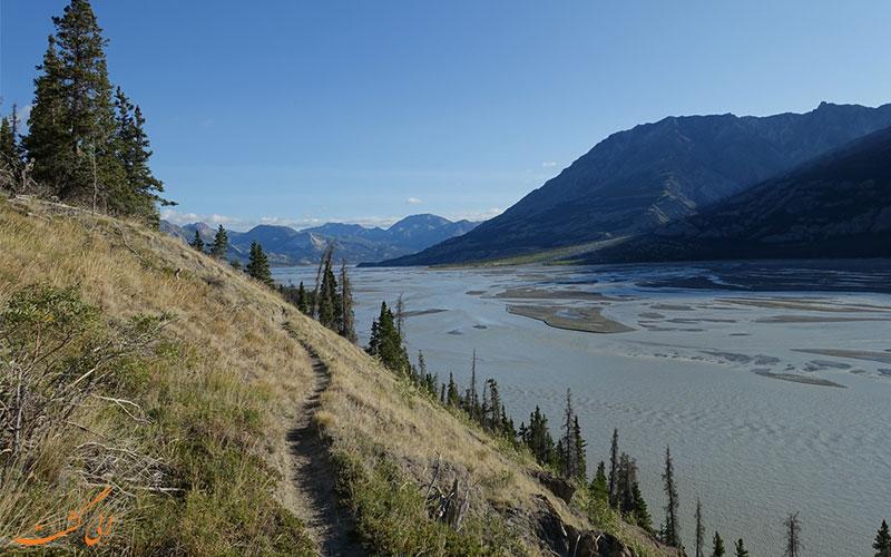 رودخانه اسلیمز کانادا