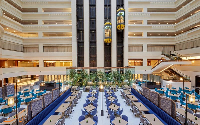 هتل سان ورد داینستی تایپه تایوان
