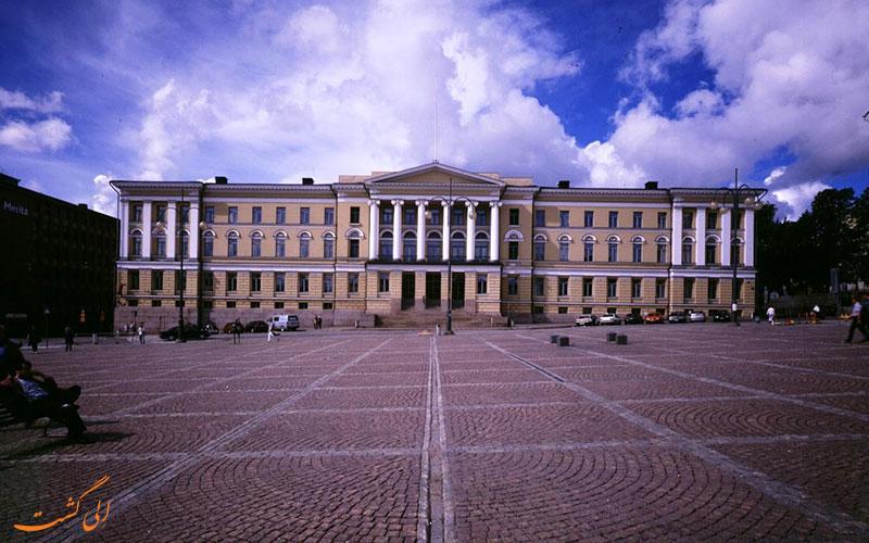 دانشگاه هلسینکی