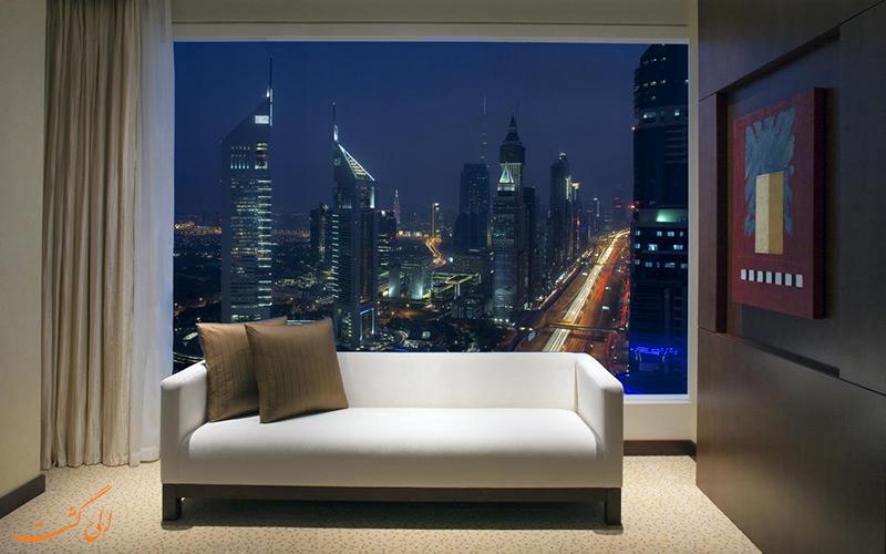 هتل ناسیما رویال در دبی
