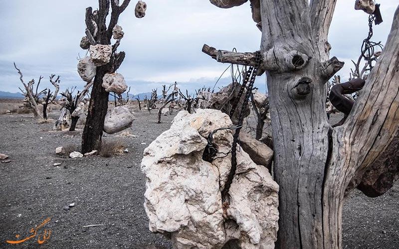 باغ سنگی در سیرجان کرمان