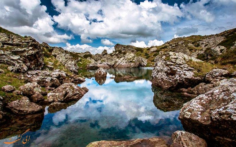 دریاچه های آبودلائوری