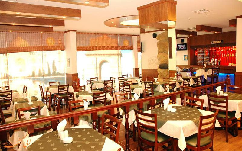 هتل فورچون دیره دبی | رستوران