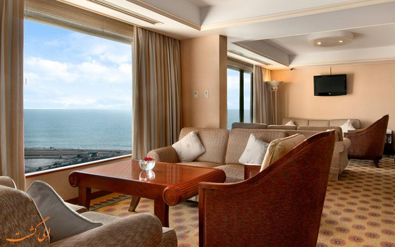 هتل هیلتون کلمبو در سریلانکا