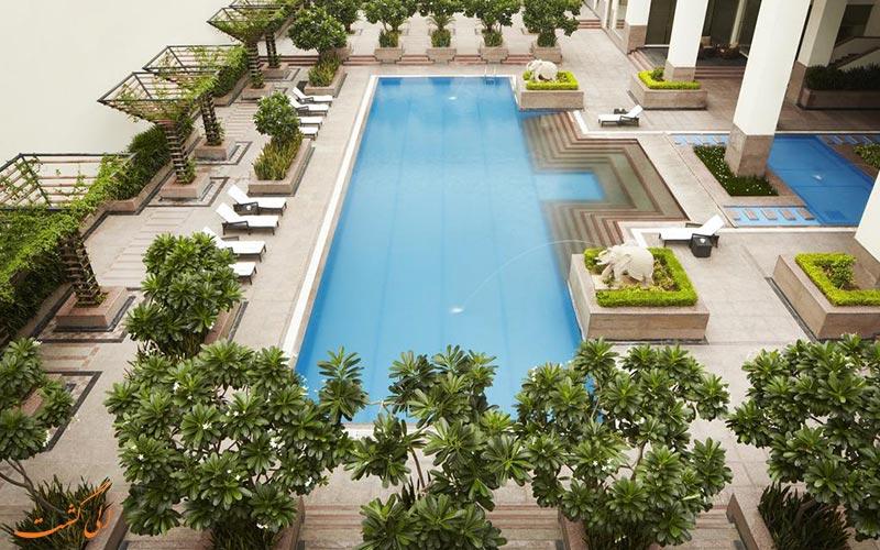 هتل ماریوت جیپور | استخر