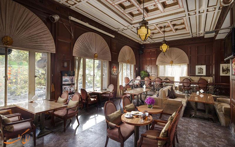 هتل پسیفیک شانگهای | رستوران