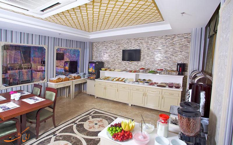 هتل تکسیم استار استانبول | رستوران