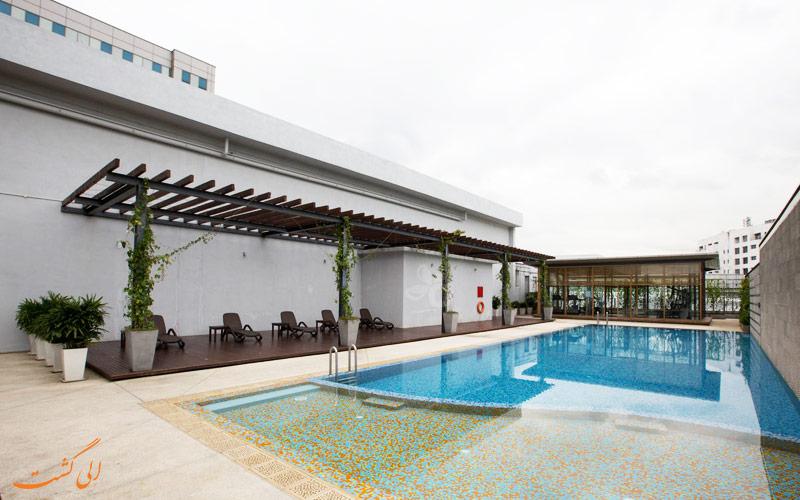 هتل ویواتل کوالالامپور | استخر