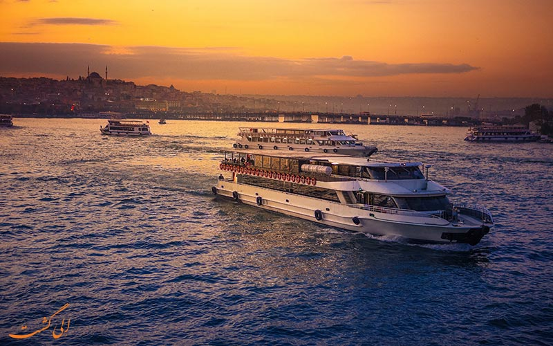 کشتی های استانبول