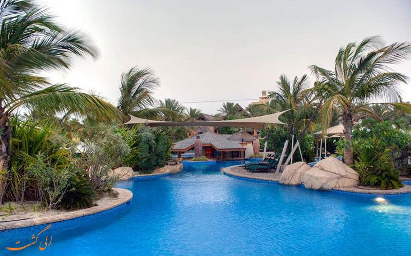 هتل جمیرا بیچ دبی | استخر