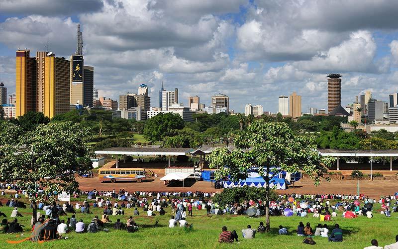 نایروبی پایتخت کنیا