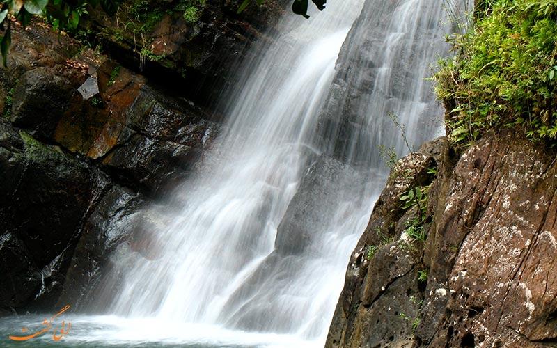 آبشاری در پورتوریکو