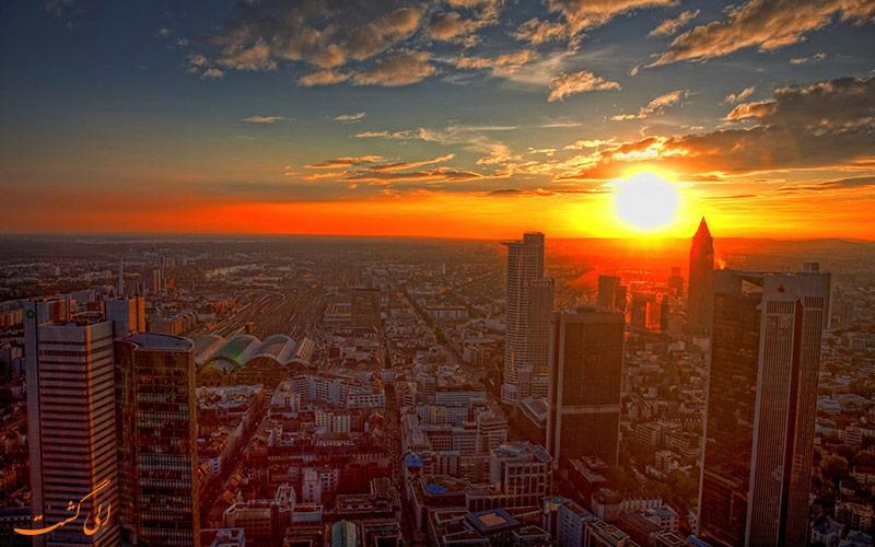 شرق - طلوع خورشید
