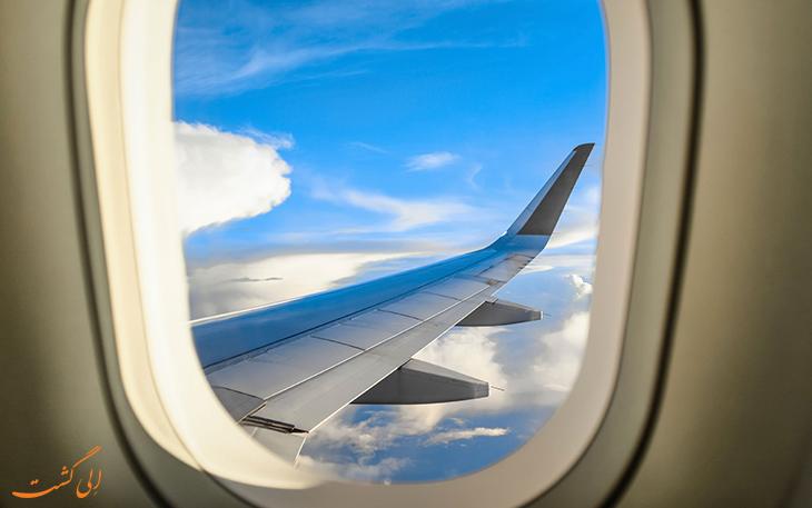 احتمال شکستن پنجره هواپیما